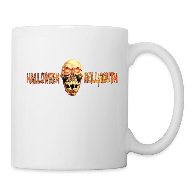 Hellmouth Logo Coffe Mug - White