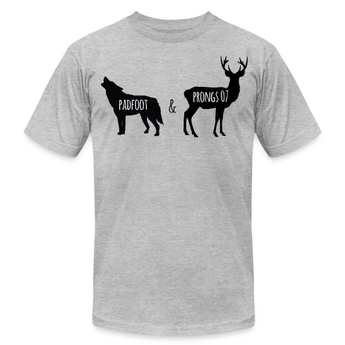 Men's T-Shirt (Black Logo) - Men's Fine Jersey T-Shirt