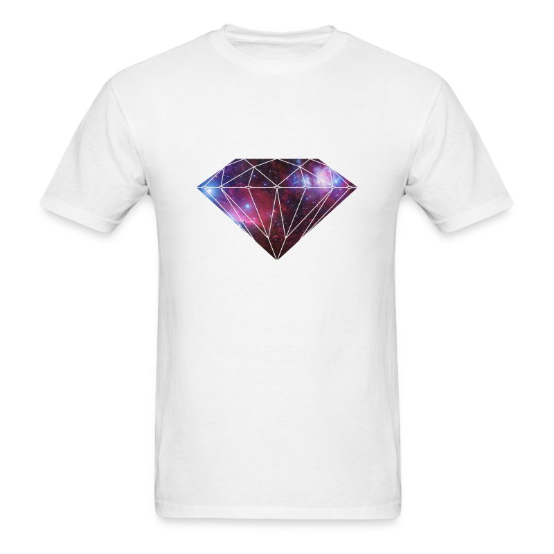 GALAXY DIAMOND - Men's T-Shirt