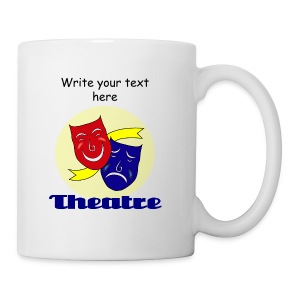 Theatre Coffee And Tea Mug - Coffee/Tea Mug