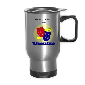 Theatre Tea Travel Mug - Travel Mug