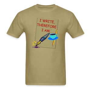 Writer Men's T-Shirt - Men's T-Shirt