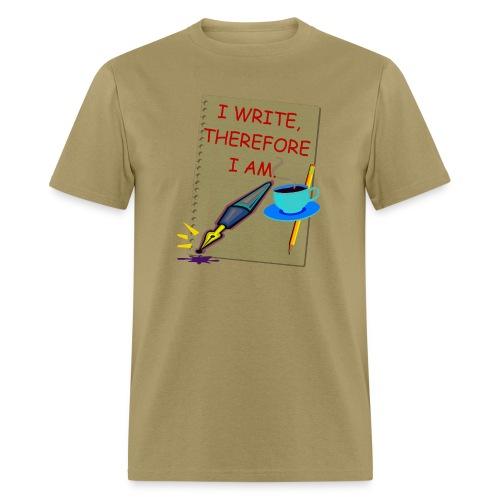 Writer Men's T-Shirt - Men's T-Shirt