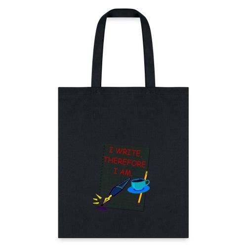Writer Canvas Tote Bag - Tote Bag