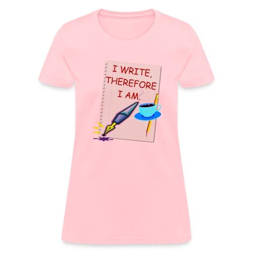 Writer Women's T-Shirt - Women's T-Shirt