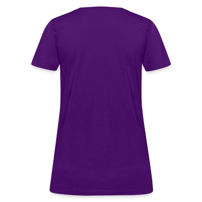 I Woke Up Like This Purple