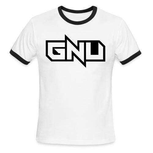 GNU ringer - Men's Ringer T-Shirt