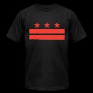 T-Shirts ~ Men's T-Shirt by American Apparel ~ Washington DC T-Shirt