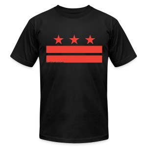 Washington DC T-Shirt - Men's T-Shirt by American Apparel