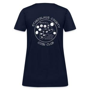 Women's Gray Logo - Women's T-Shirt