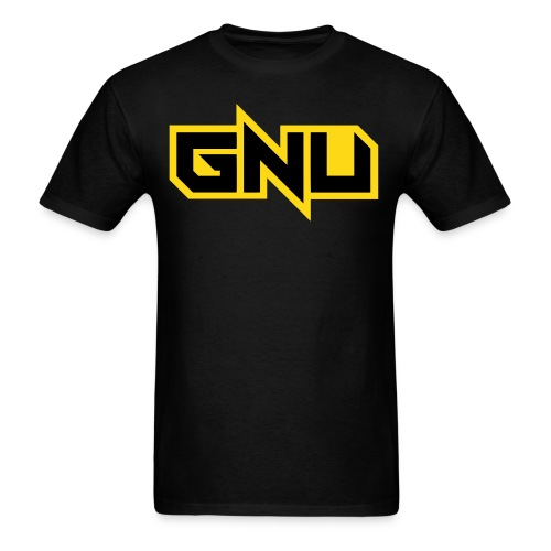 pittsburgh GNU - Men's T-Shirt