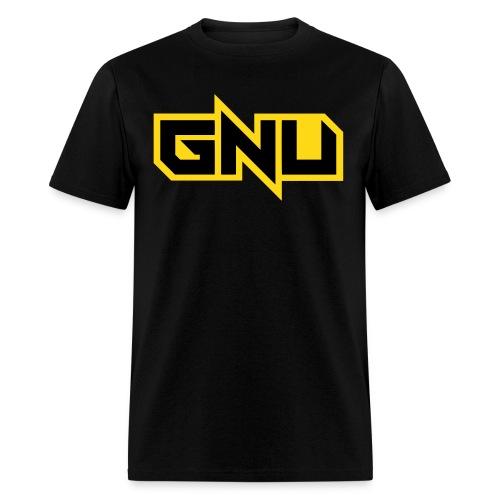 pittsburgh GNU - Men's T-Shirt