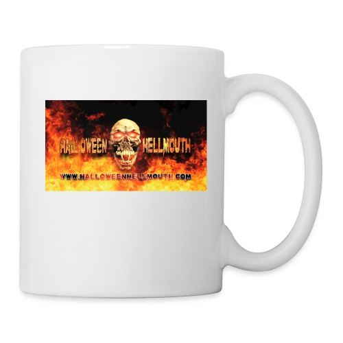 Hellmouth Full Logo Mug - Coffee/Tea Mug