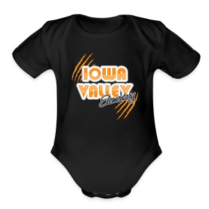 IV Elementary Toddler One Piece - Short Sleeve Baby Bodysuit