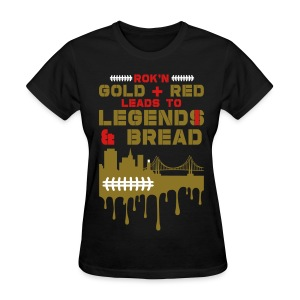 Gold legend - Women's T-Shirt