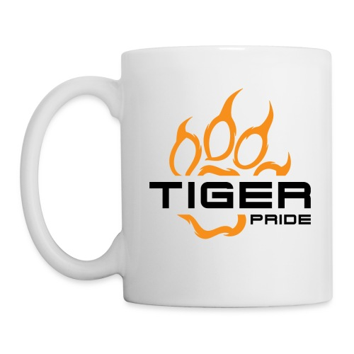 Tiger Pride Mug - Coffee/Tea Mug