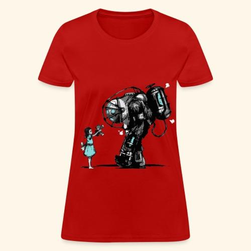 Bioshock Big Daddy - Women's T-Shirt