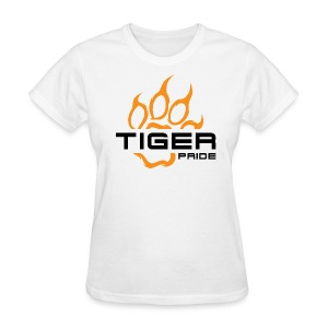 IV Tiger Pride Ladies T-Shirt - Women's T-Shirt