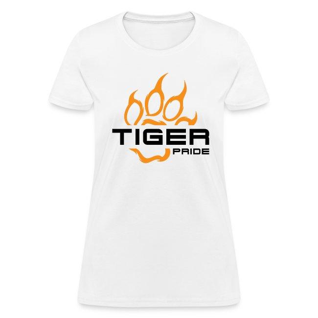 IV Tiger Pride Ladies T-Shirt