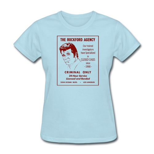 Rockford Regular Womens - Women's T-Shirt
