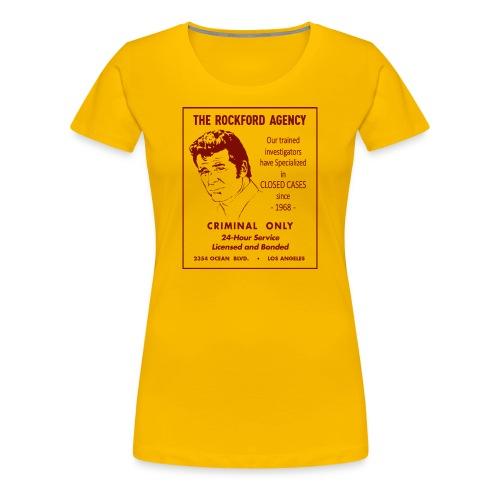 Rockford Premium Womens - Women's Premium T-Shirt