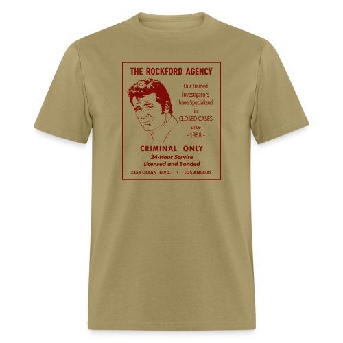 Rockford Regular - Men's T-Shirt