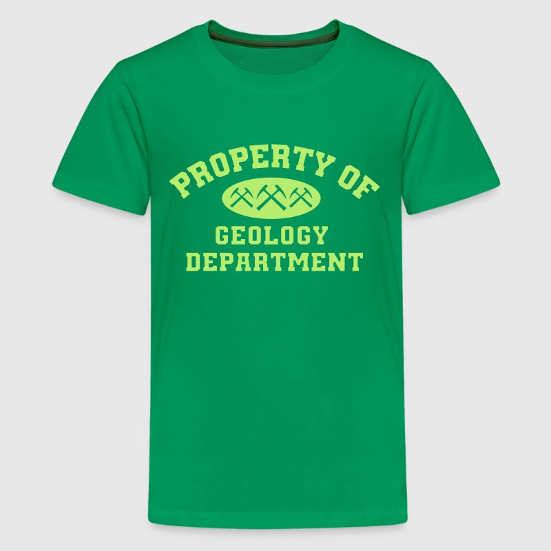 Property of geology t shirt spreadshirt for Property of shirt designs