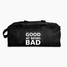 Good at being bad Bags & backpacks
