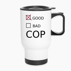 Good Cop Bottles & Mugs