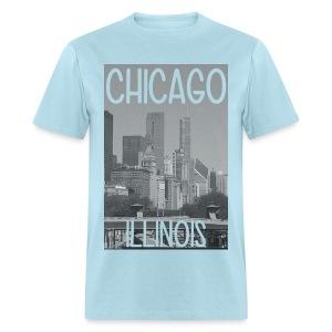 Big Chi Pic - Men's T-Shirt