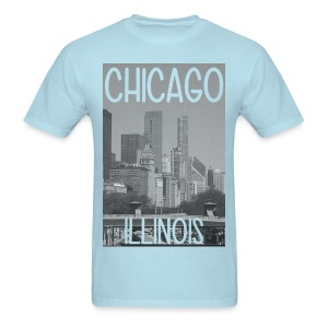 Big Chi Pic - Men's T-Shirt