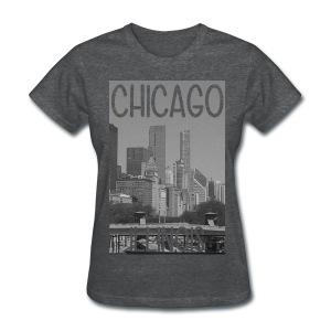 Big Chi Pic - Women's T-Shirt
