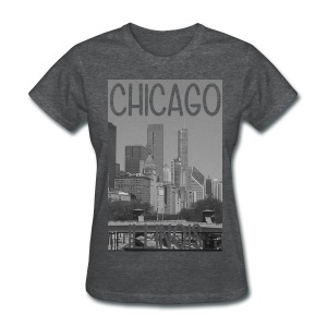 Big Chi Pic - Women's T-Shirt