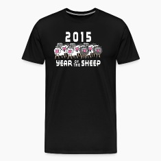 Chinese New Year of The Sheep Ram Goat 2015