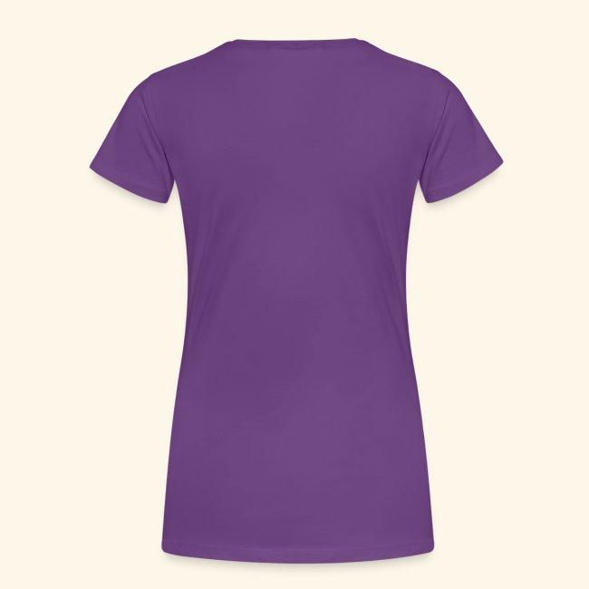 Coco Puff Logo - Women's Premium T-Shirt