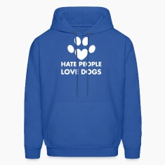 Love Dogs Hoodies