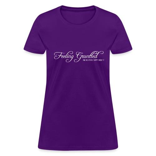 Gruntled (Women's Shirt) - Women's T-Shirt