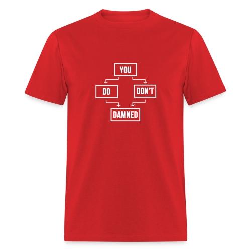 Catch-22 (Men's Shirt) - Men's T-Shirt