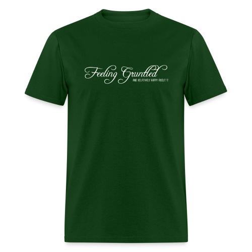 Gruntled (Men's Shirt) - Men's T-Shirt