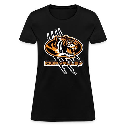 IV Mural Ladies T-Shirt - Women's T-Shirt