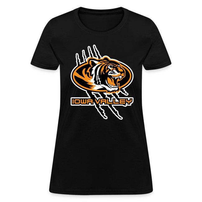 IV Mural Ladies T-Shirt