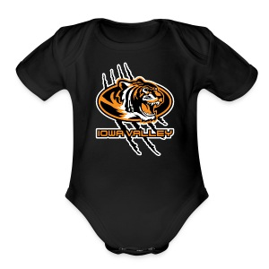 IV Mural Toddler One Piece - Short Sleeve Baby Bodysuit