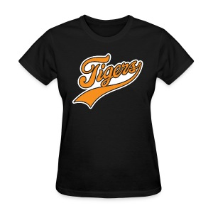 IV Tiger Tail Ladies T-Shirt - Women's T-Shirt