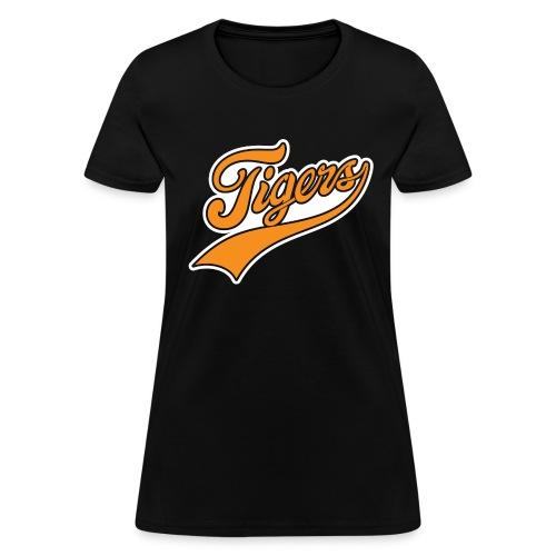 IV Tiger Tail Ladies T-Shirt - Women's T-Shirt