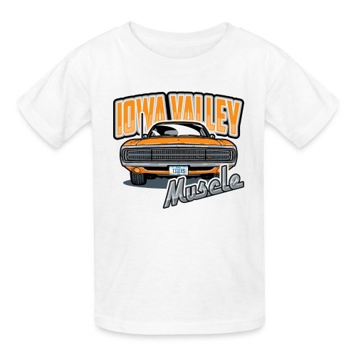 IV Muscle D Youth T-Shirt - Kids' T-Shirt