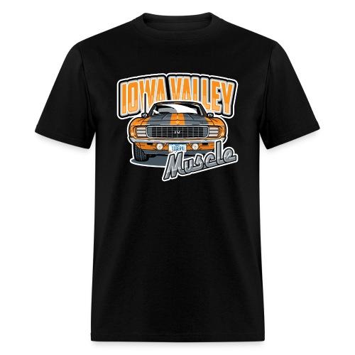 IV Muscle C Short Sleeve - Men's T-Shirt
