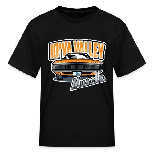 IV Muscle D Youth T-Shirt - Kids' T-Shirt