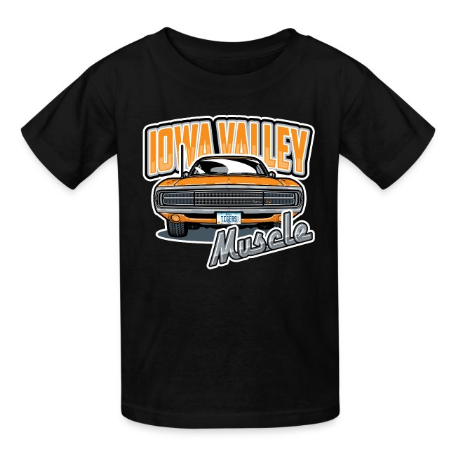 IV Muscle D Youth T-Shirt