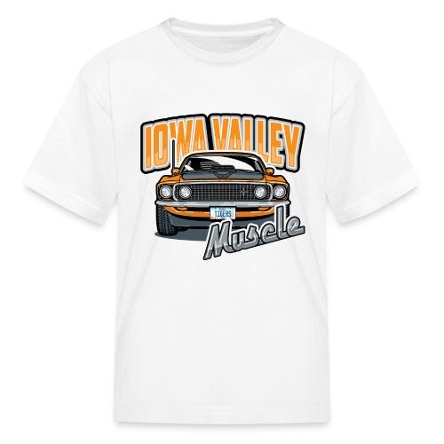 IV Muscle F Youth T-Shirt - Kids' T-Shirt