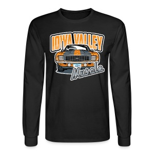 IV Muscle C Long Sleeve - Men's Long Sleeve T-Shirt